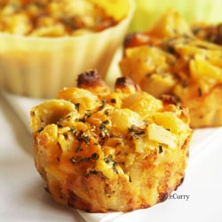 Cheese & Pasta Mini Cups