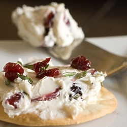 Rosemary Cranberry Spread