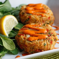 Baked Lump Crab Cakes