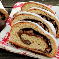 stollen bread recipe