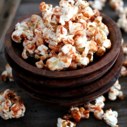 cheerwine caramel corn recipe