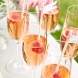Honey Bubble Cocktail
