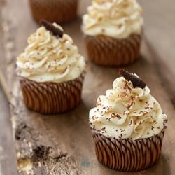 Tres Leche Cupcake