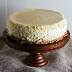 Miette's Mini Cheesecake