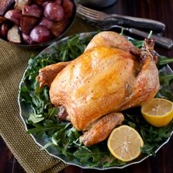 Cheap Eats Roast Chicken