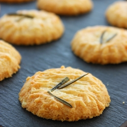 Parmesan Biscuits
