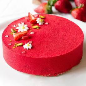 Strawberry Shortcake by Chef Lignac