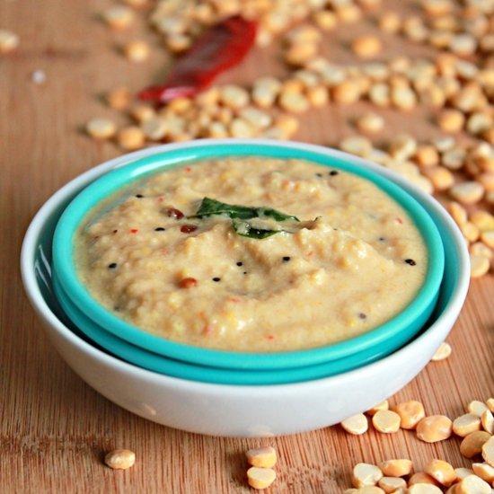 Sukhi Dal/Warm Lentil Spread Recipe — Dishmaps