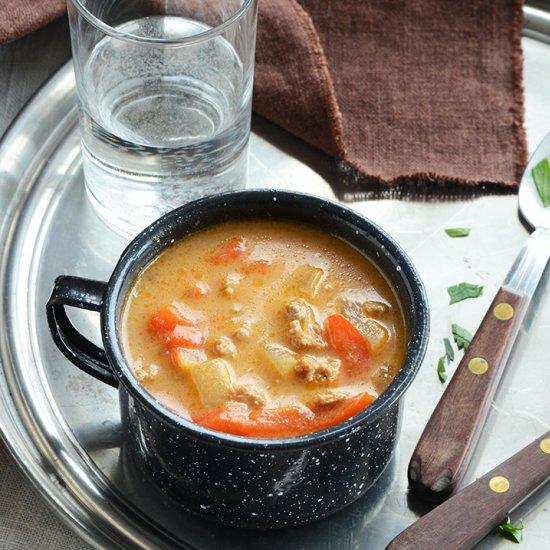 Paprikash Soup Chicken Chicken Paprika Soup