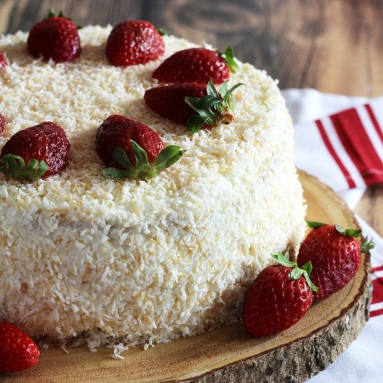 Polish Sponge Cake