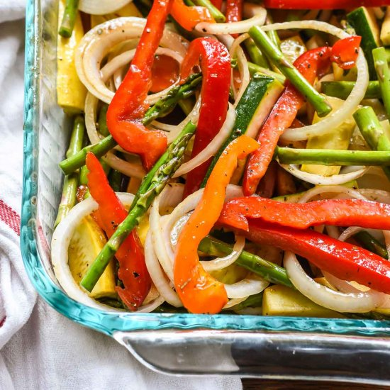 Balsamic Grilled Vegetables use the best summer produce to make a ...