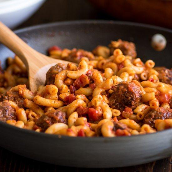 How to Make Homemade Spaghettios