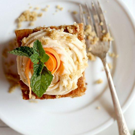 Bbc Healthy Carrot Cake Recipe
