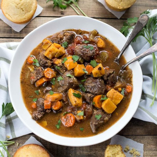 Crockpot or Instant Pot Beef Stew