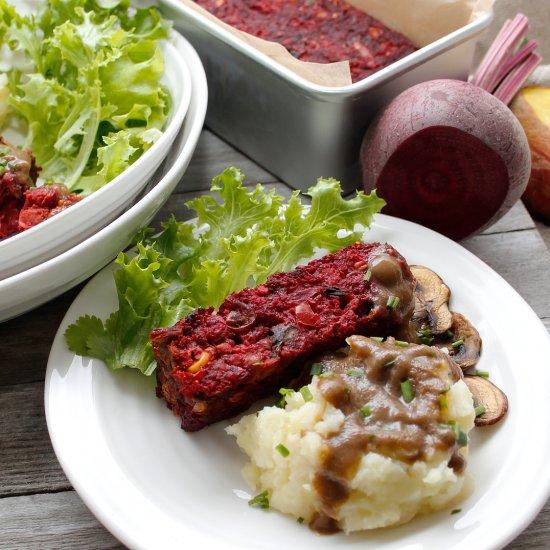 Vegetable Beetloaf