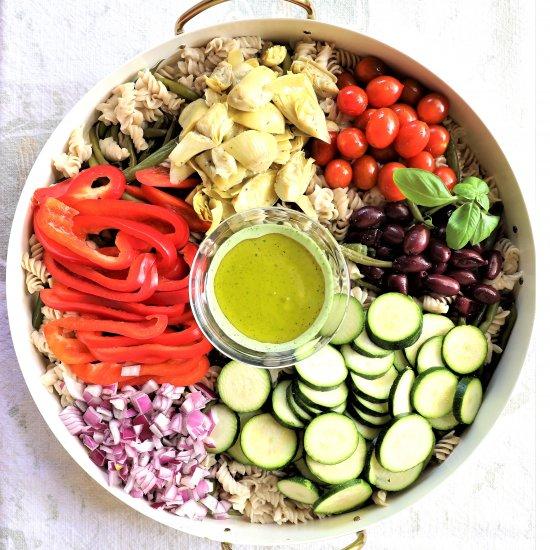 Provencal Pasta Salad
