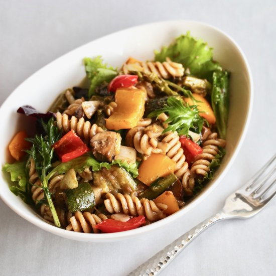 The Best Easy Pasta Salad