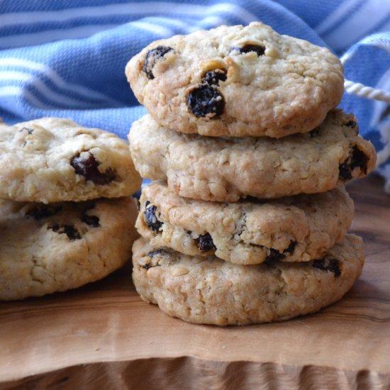 Crunchy Oatcookies