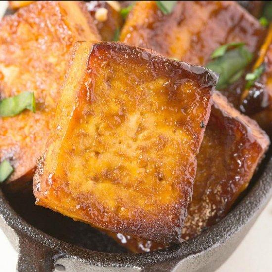 Best Crispy Baked Tofu