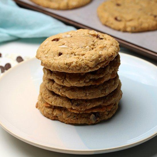 Jumbo Vegan Gluten-Free Cookies