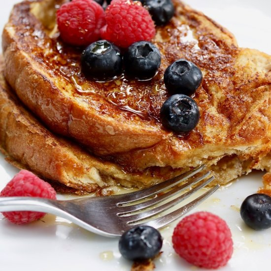 Tastiest Vegan French Toast