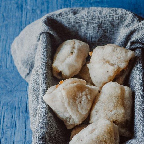 Baked Vegan Gluten-Free Samosa