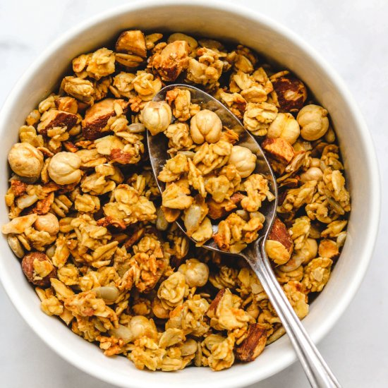 Cheez-It Granola