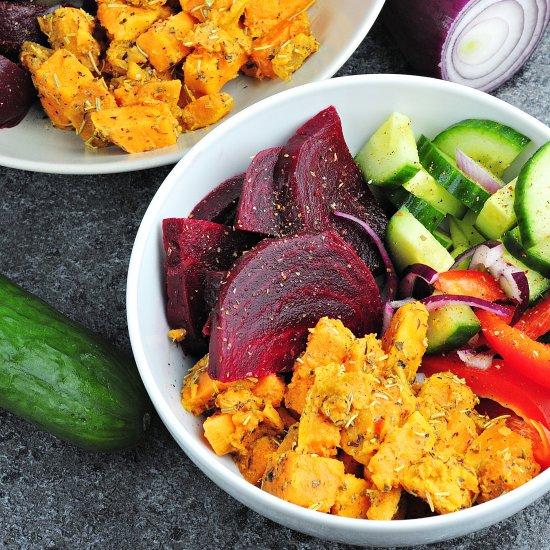 Favorite vegetables mix