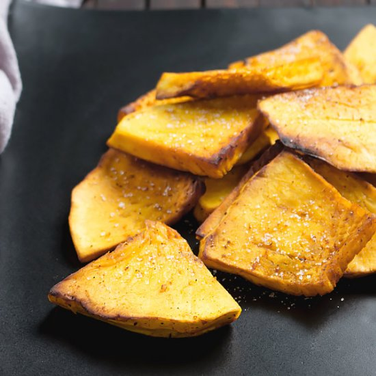 Breadfruit fries