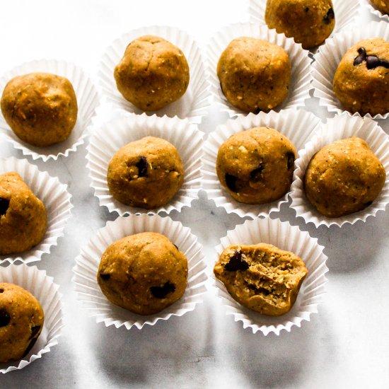 Cookie Dough Snack Bites