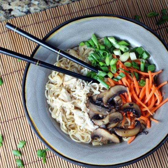 Ramen  Ramen Blog  Best Ramen Mushroom Chicken Miso Ramen