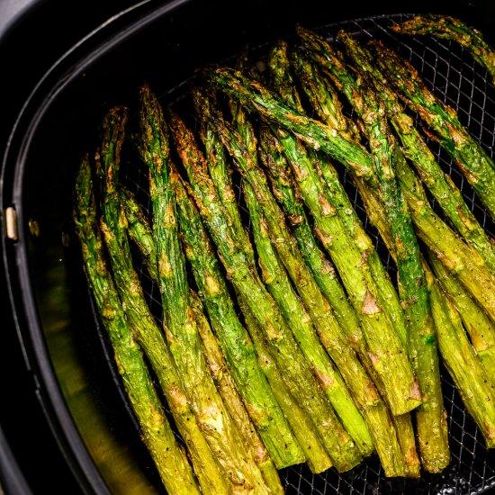 Best Air Fryer - Air Fryer Asparagus