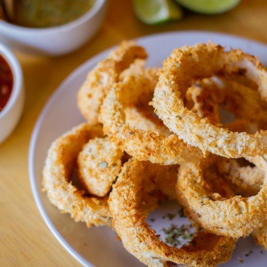 Best Air Fryer - Air Fryer Onion Rings