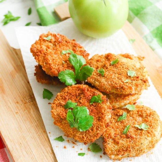 Best Air Fryer - GF Air Fryer Fried Green Tomatoes