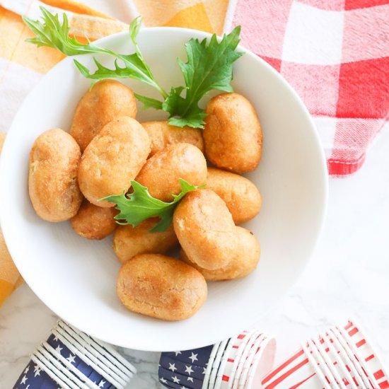 Best Air Fryer - Air Fried Corn Dogs