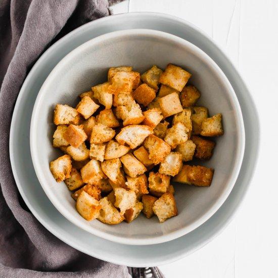 Best Air Fryer - Air Fryer Croutons