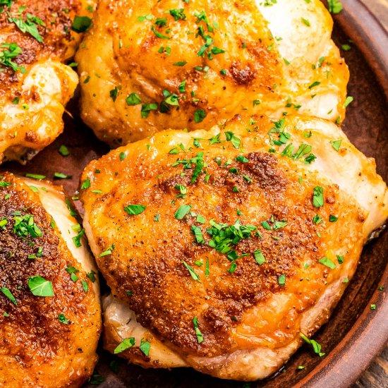 Best Air Fryer - Air Fryer Chicken Thighs